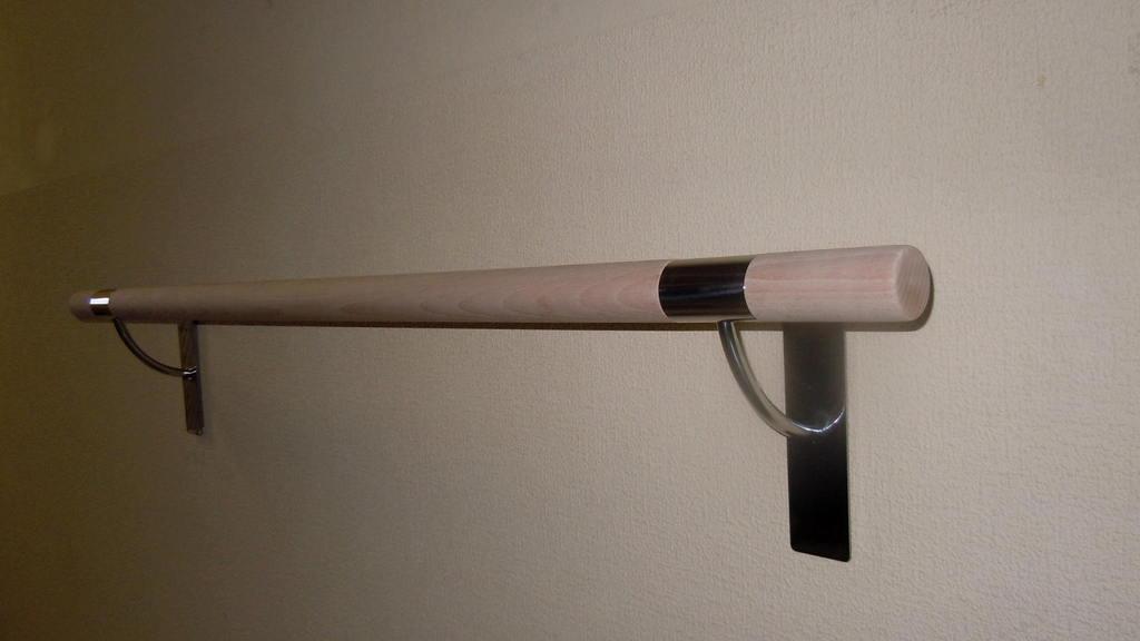 Barre de danse 1 50m de longueur premium for Barre danse