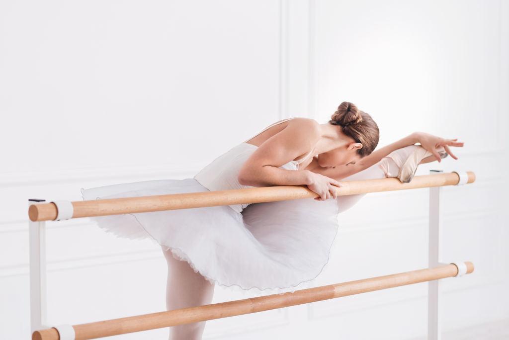 Barres de ballet mobiles barre de for Barre danse